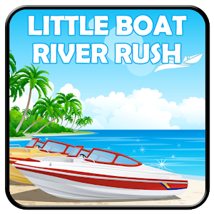 Little Boat River Rush Racing icon