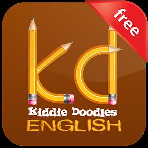 Kiddie Doodles English Free icon