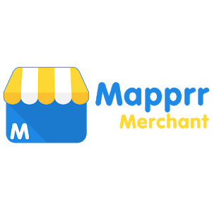 Mapprr Merchant icon