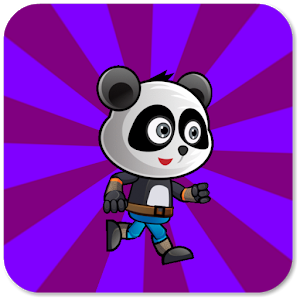 Panda Run 🐼 Pop & Jump World icon