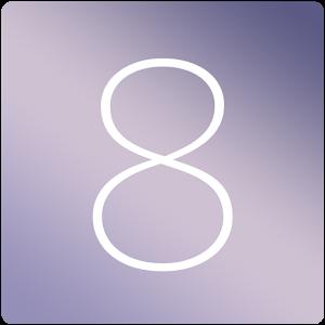 ?????? - ??, iOS8B icon