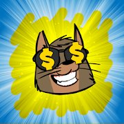 Cat Scratch Fever : Lotto Scratch Off Ticket icon