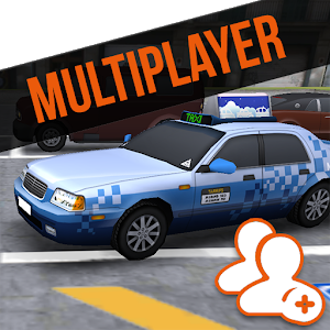 Multiplayer Parking 3D icon