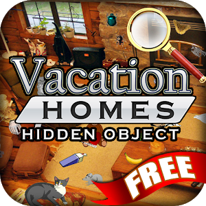 Vacation Homes Hidden Object icon