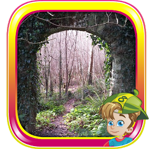 Escape From Overgrown Palace icon