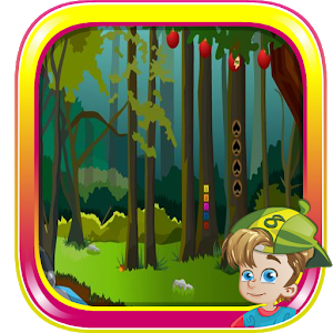 Majestic Forest Escape icon