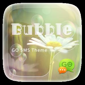 (FREE) GO SMS BUBBLE THEME icon