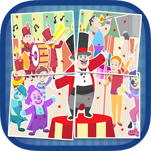 Circus Puzzle for Kids icon