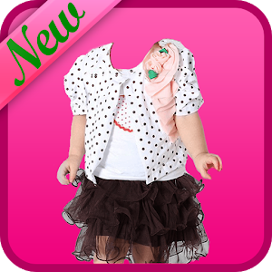 Baby Girl Fashion Suit icon