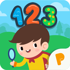 123 Meet the Numbers Adventure icon