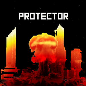 Protector - arcade shooter icon
