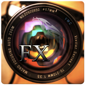 Camera Effects Tattoo Selfie icon