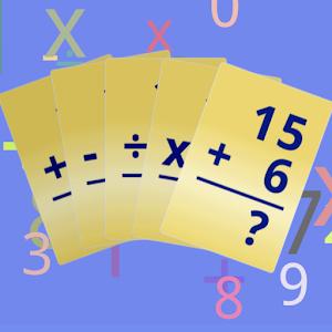 Flash Cards: Math icon