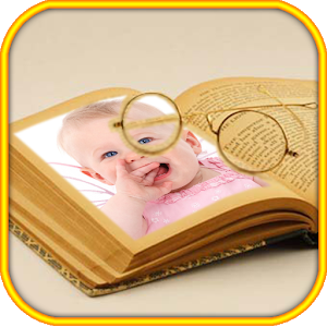 Book & Cover Photo Frames icon