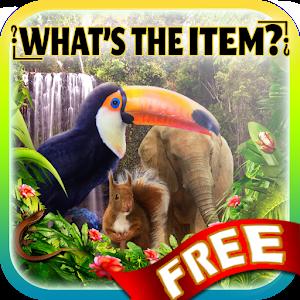 What's the Item? -Journey Wild icon