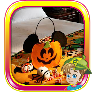 Halloween Scary House Escape icon