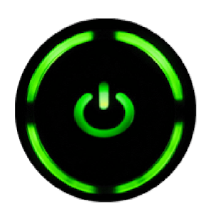Strong flashlight icon