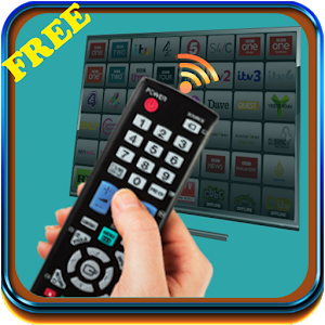 TV Remote Control Universal icon