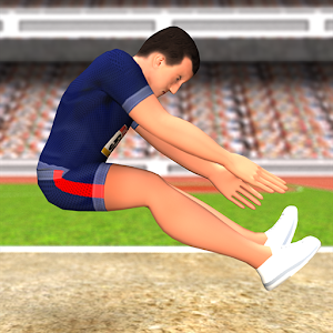 Long Jump Game icon