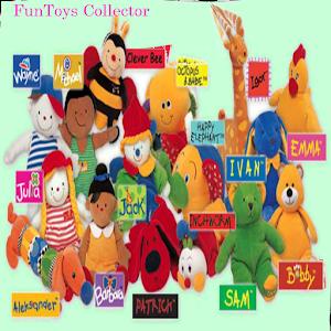 Toys collector icon