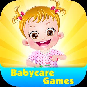 Baby Hazel Baby Care Games icon