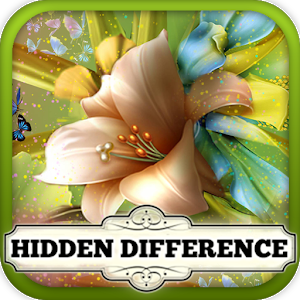 Spot the Difference Flowers icon