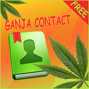 Weed Ganja - GO Contacts Theme icon