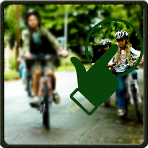 Blur Photo Focus icon