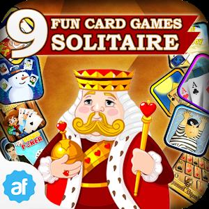 9 Fun Card Games - Solitaire icon