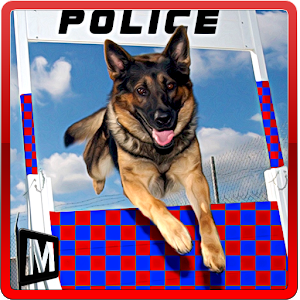 Modern Police Dog Training icon