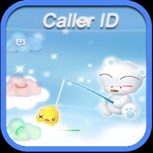 Rocket Caller ID Cloud Theme icon