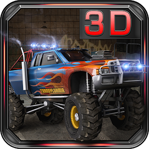 Monster Mission 3D Parking icon