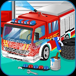 Emergency car wash icon