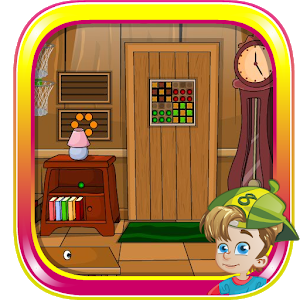 Escape Games - Bear Cartoon icon