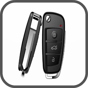 Car Remote Key icon