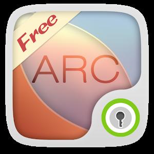 (FREE) Arc GO Locker Theme icon
