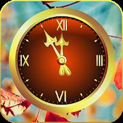 Live Clock – Background Screen Wallpaper Free App icon