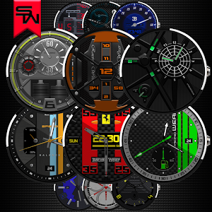 Sport Watch Face Wear icon