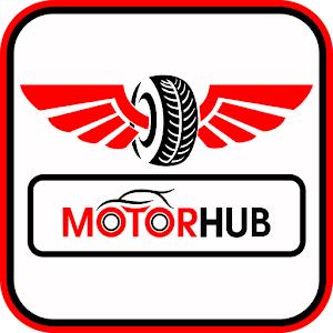 The Motor Hub icon