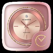 Graceful GO Clock Theme icon