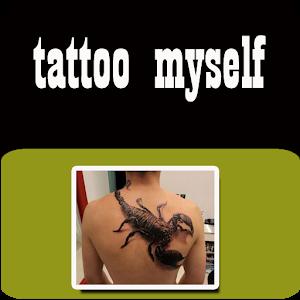 tattoo myself icon