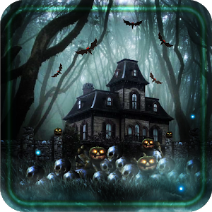 Halloween Horror LWP icon