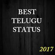 Best Telugu Status 2017 icon