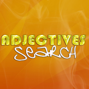 Adjectives Search icon