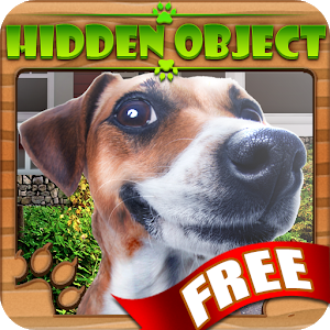 Hidden Object - Let Dogs Out! icon