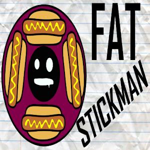 Run Fat-Stickman icon