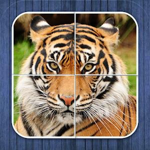 Jungle Puzzle - fun for kids icon