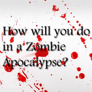 Zombie Apocalypse Meter! icon
