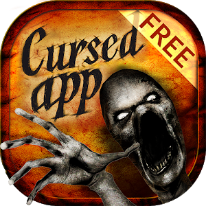 Cursed App Free:Horror Game icon