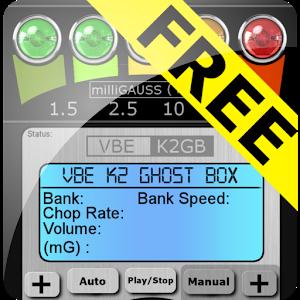 VBE K2 GHOST BOX - AppRecs